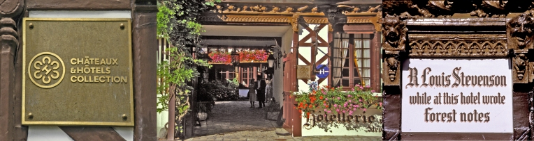 Hôtellerie du Bas-Bréau, l'Art de vivre à la française…