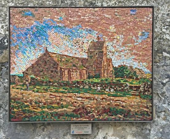 • Millet-Eglise de Gréville
