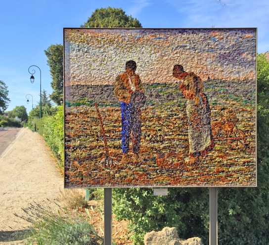 •Mosaic Millet Angelus -Plaine1N