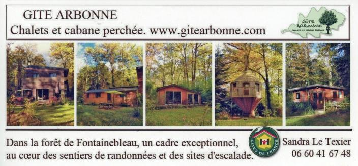 Gite Arbonne