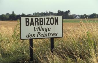 Plaque village des peintres NORM2