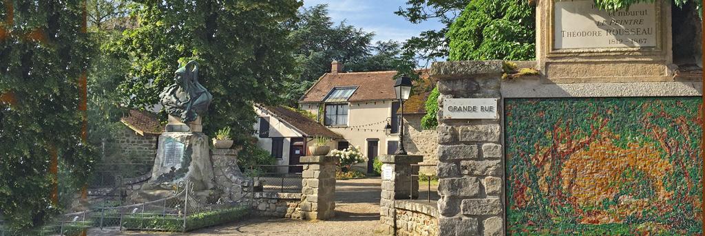 04 c l brit s chaque maison raconte une histoire - Restaurant le gaulois sur le grill barbizon ...