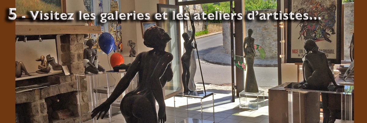 •Front 5 -Galeries et ateliers