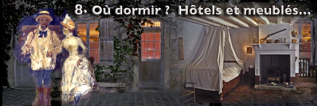 •Front 8-Où dormir ? Hôtels et meublés