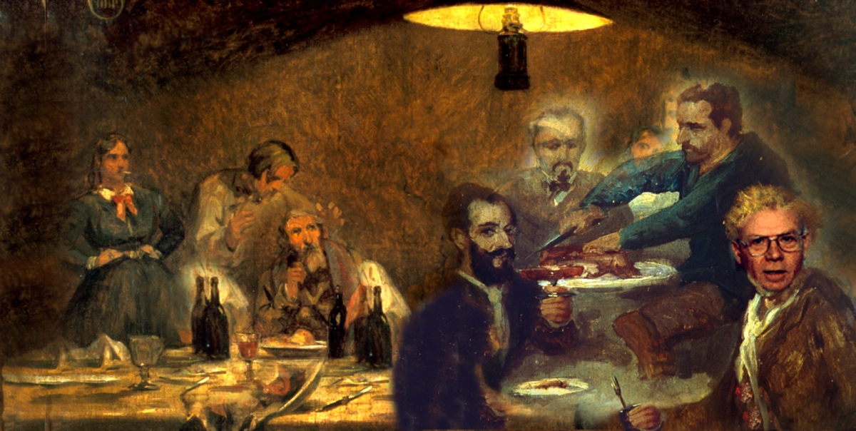 •Le repas du maire161bN