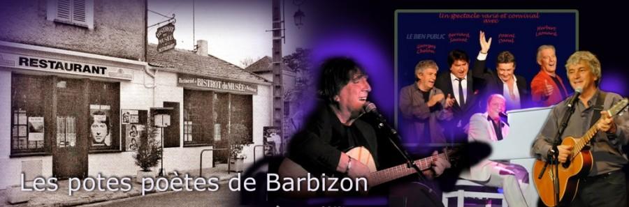 Barbizon a gardé sa vocation : être un lieu de rencontre des artistes, dans l'amitié et le rire… Après les peintres paysagistes à l'auberge Ganne, voici le temps des légendaires diners-spectacles au bistrot du Musée :