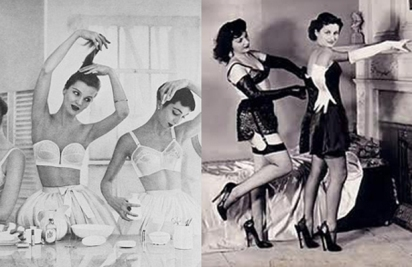 lingerie-vintage