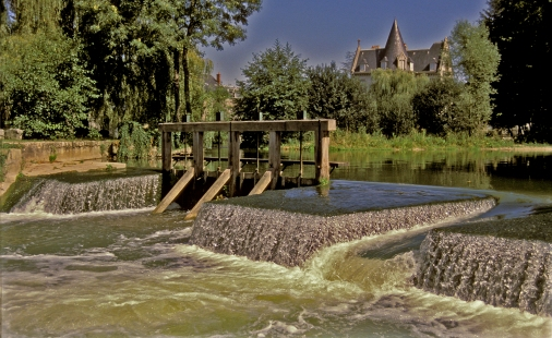 déversoir Moret-sur-Loing— -1365